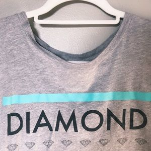 DIAMOND SUPPLY CO TANK TOP 💎
